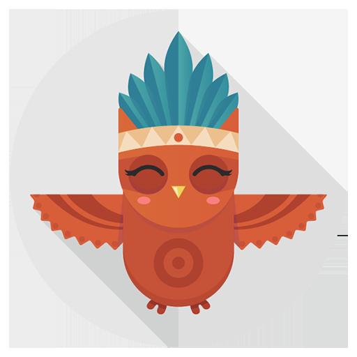 Owl - Icon Pack LOGO-APP點子