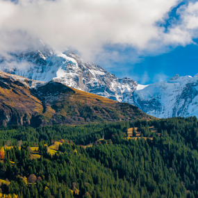 Swiss Mountains & Hills by Kean Low - Landscapes Mountains & Hills