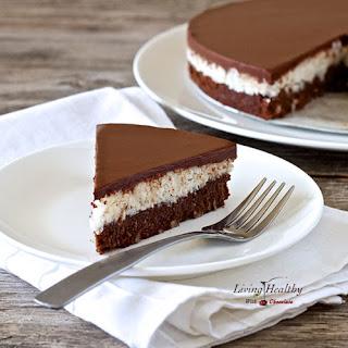 Coconut Chocolate Cake • paleo, grain-free, gluten-free, dairy-free, soy-free, refined sugar-free.