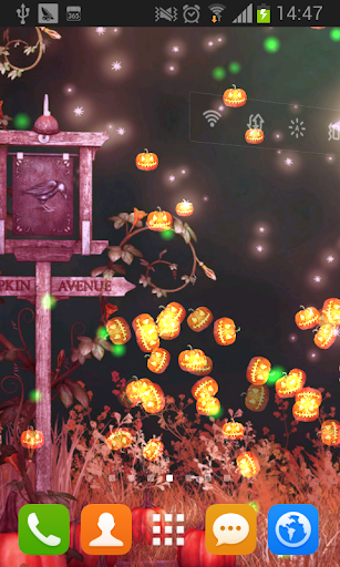 Halloween tale world wallpaper