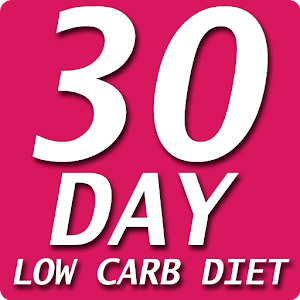 Low Carb Diet Plan (30 Day)
