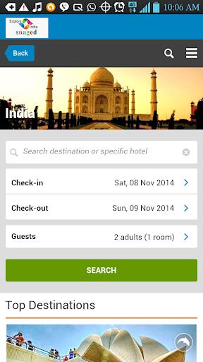 Cheap Hotels India