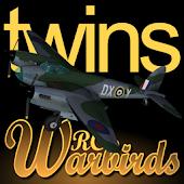 Warbirds RC Twins