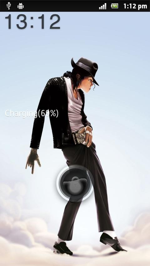 Michael Jackson GoLocker - screenshot