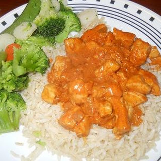 Chicken Cutlet Paprikash