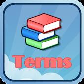 Terms Dictionary (EN-AR)