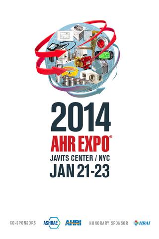 2014 AHR Expo