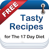 17 Day Diet Recipes - FREE
