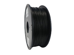 Black PLA Filament - 3.00mm