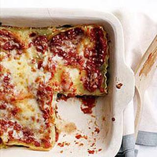 Kinda-Classic Lasagna