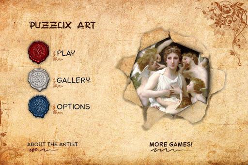 Puzzle Puzzlix: Bouguereau