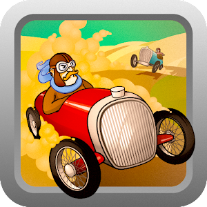 Retro car racing for PC and MAC