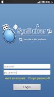Screenshot of SynDriver