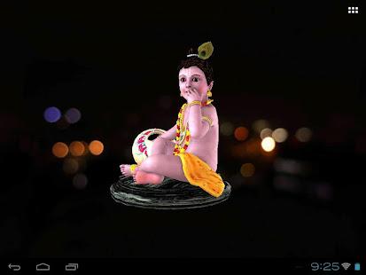 3D Little Krishna Live Wallpaper - Apps on Google Play