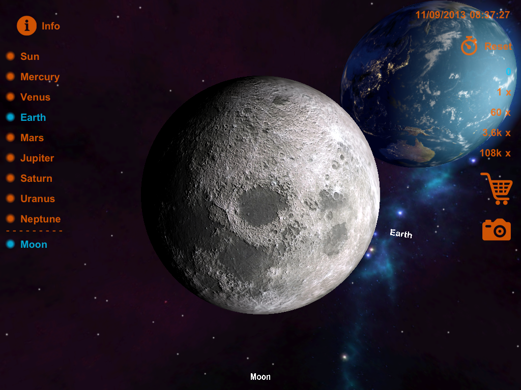 Solar System 3D - Android Apps on Google Play