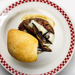 'Shroom Beef Burgers
