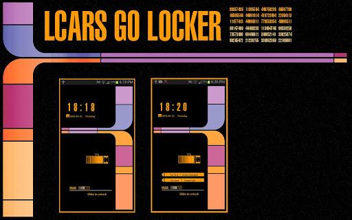 DS9 Voy Movies LCARS Go Locker