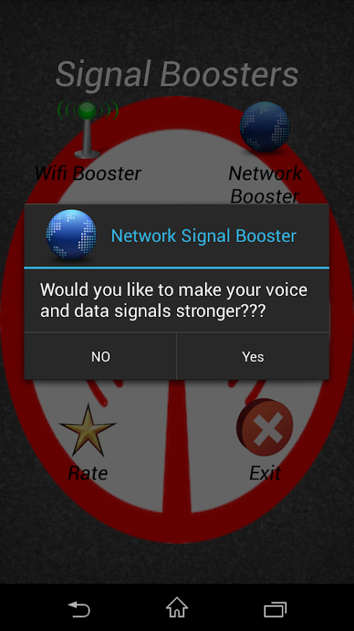 Signal Boosters 2g 3g 4g LTE - screenshot
