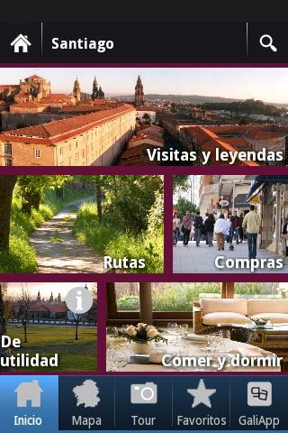 Mi Ciudad SCQ Lite- screenshot