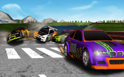 Racing 3D- screenshot thumbnail