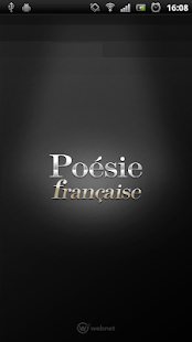 Poésie Fr- screenshot thumbnail