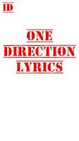 Screenshot of One Direction Lyrics