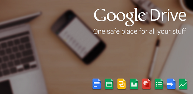 Google Drive received a major redesign update