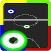 Lazy Air Hockey