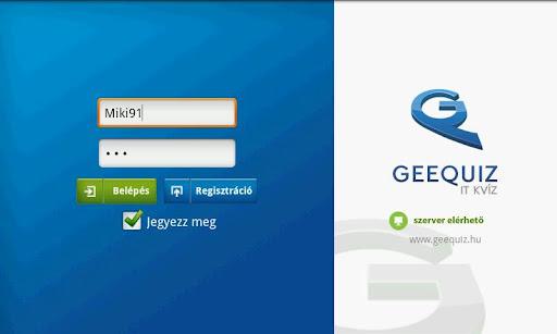 GeeQuiz