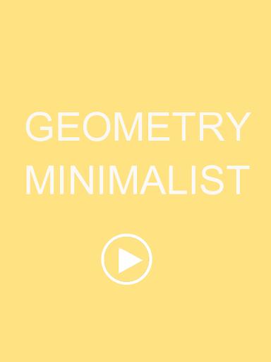 Geometry Minimalist