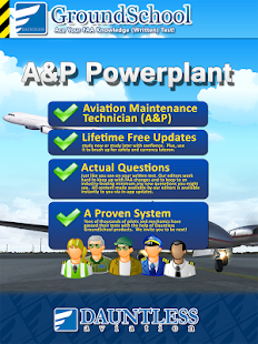 FAA A&P Powerplant Test Prep- screenshot thumbnail