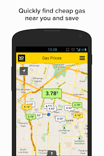 YP - Yellow Pages local search - screenshot thumbnail