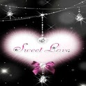 Sweet love dynamic wallpaper icon