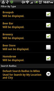 BeerWhere - screenshot thumbnail