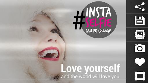 Insta Selfie Cam Pic Collage 2.1 screenshots 2