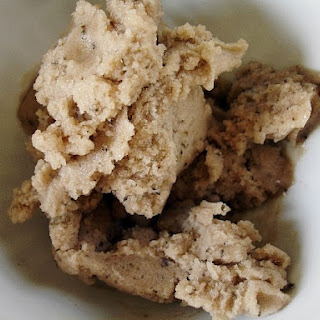 Lemon Basil Ice Cream ~ Raw Food