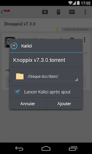 Kalici : Le compagnon Freebox- screenshot thumbnail
