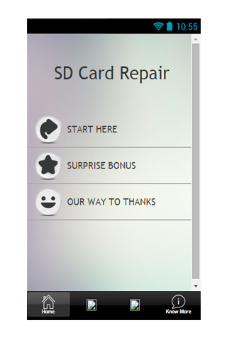 SD Card Repair Guide