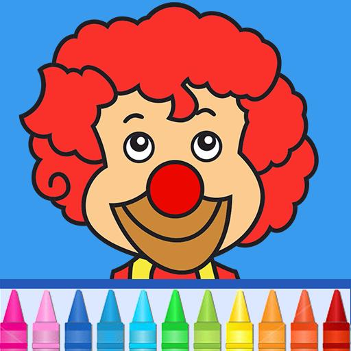 馬戲團彩圖 教育 App LOGO-APP試玩