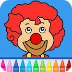Circus Game:  Color and Draw