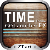 TIME Theme GO LauncherEX