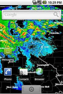 Radar Live Wallpaper - screenshot thumbnail
