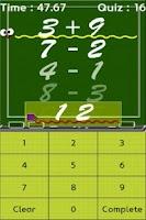 Screenshot of Math Master~!! Free