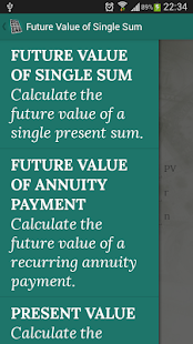CalcFinance Calculator PRO- screenshot thumbnail