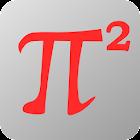 Math2 - mathematics integrals icon