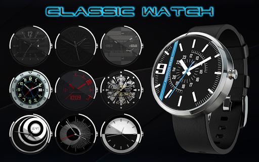 Classic Watch Face Wear