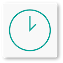 Overlay Timer -with other apps icon