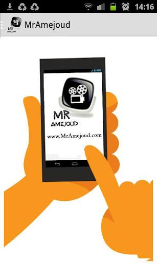 Mr Amejoud