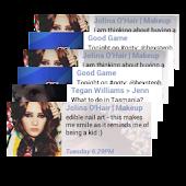 Stackz for Facebook & Twitter