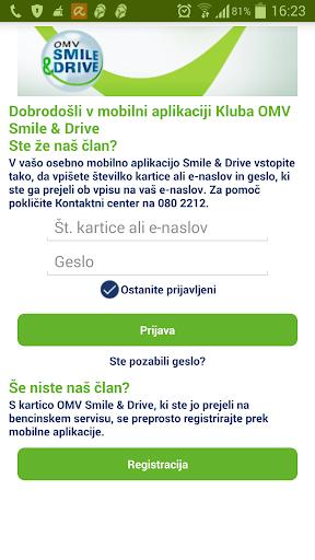 OMV Smile Drive za Slovenijo